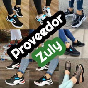 Proveedor de Zapatillas Zuly