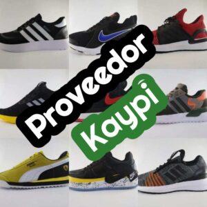 Proveedor de Zapatillas Kaypi